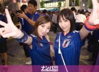 日本世界杯比赛胜利狂欢 番号:200GANA-1791