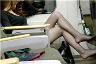 大千世界长腿最正:腿长的正妹都有独特的摆拍姿势!